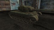 Шкурка для M26 Pershing для World Of Tanks миниатюра 5