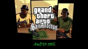 Оригинальная папка audio от Rockstar games for GTA San Andreas miniature 1