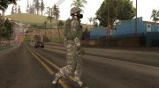 US Army Urban Soldier Gas Mask from Alpha Protoc for GTA San Andreas miniature 4