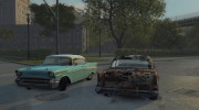 Chevrolet Bel Air 1957 for Mafia II miniature 3
