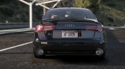 Audi A6 Skylight Edition 2013 for GTA 5 miniature 2