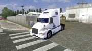 Volvo 660 for Euro Truck Simulator 2 miniature 1