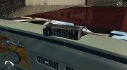 Cadillac Fleetwood Brougham Delegance 1986 для GTA 4 миниатюра 10