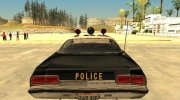 Oldsmobile Delta 88 1973 Los Angeles Police Department for GTA San Andreas miniature 7