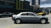 Chrysler 300C SRT8 Tuning для GTA 4 миниатюра 5