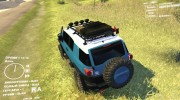 Toyota FJ Cruiser 2011 Custom v1.0 for Spintires DEMO 2013 miniature 3