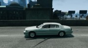Lincoln Town Car 2006 v1.0 for GTA 4 miniature 2