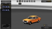 FIAT 131 for Euro Truck Simulator 2 miniature 3