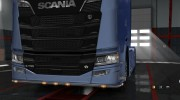 Scania S - R New Tuning Accessories (SCS) for Euro Truck Simulator 2 miniature 17