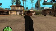 Толстовка с логотипом Hollywood Undead for GTA San Andreas miniature 4