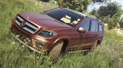 Mercedes-Benz GL63 AMG v1.2 for GTA 5 miniature 6
