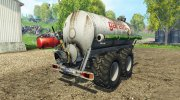 Kotte Garant VT for Farming Simulator 2015 miniature 3