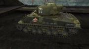 M4A3E8 Sherman от DrRUS for World Of Tanks miniature 2
