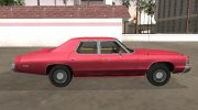 Dodge Royal Monaco 1976 for GTA San Andreas miniature 5