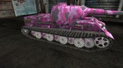 "шкурка для Lowe ""Hello Kitty"" for World Of Tanks miniature 5"