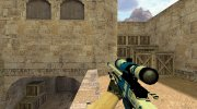 AWP Рельсотрон for Counter Strike 1.6 miniature 2
