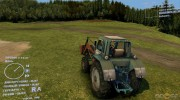 МТЗ 82 с куном for Spintires DEMO 2013 miniature 3
