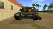 Танк T-72 for GTA San Andreas miniature 5