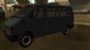 VolksWagen T4 Transporter for GTA San Andreas miniature 2
