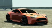 Aston Martin Vantage GT3 for GTA 5 miniature 1