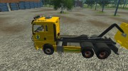 MAN HKL Cereal AG v 3.0 для Farming Simulator 2013 миниатюра 3