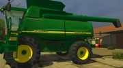 John Deere 9750 STS Multi Fruit for Farming Simulator 2013 miniature 1