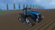 New Holland T9670 Smart Trax for Farming Simulator 2015 miniature 2