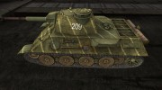 Шкурка для VK3002DB for World Of Tanks miniature 2