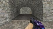 AK-47 Pantera for Counter Strike 1.6 miniature 2