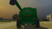 John Deere 9750 for Farming Simulator 2013 miniature 3