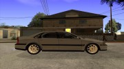 Volvo S80 1999 for GTA San Andreas miniature 5