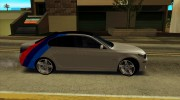 BMW M5 E60 for GTA San Andreas miniature 4