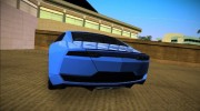 Lamborghini Estoque Concept 2012 for GTA Vice City miniature 3