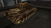M26 Pershing daven for World Of Tanks miniature 4