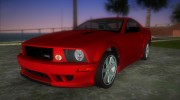 Saleen S281 2007 for GTA Vice City miniature 1