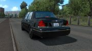 Ford Crown Victoria for Euro Truck Simulator 2 miniature 2