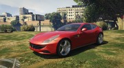 Ferrari FF for GTA 5 miniature 6