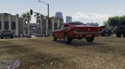 Ford Mustang FastBack for GTA 5 miniature 2