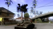 IS-7 Heavy Tank for GTA San Andreas miniature 4