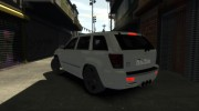 Jeep Grand Cherokee SRT8 для GTA 4 миниатюра 2