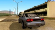 Nissan 240SX for GTA San Andreas miniature 3