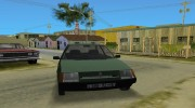 ЗАЗ 1102 Таврия для GTA Vice City миниатюра 6