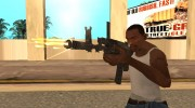 Call of Duty Advance Warfare AK-12 для GTA San Andreas миниатюра 3