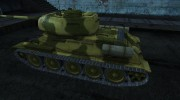 Т-34-85 for World Of Tanks miniature 2