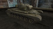Шкурка для T32 for World Of Tanks miniature 5