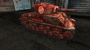 M4A3E8 Sherman в стиле игры Team Fortress 2 for World Of Tanks miniature 5