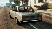 ВАЗ-2107 Lada Riva v1.2 for GTA 5 miniature 3