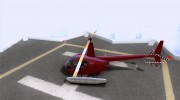 Robinson R44 Clipper II 1.0 for GTA San Andreas miniature 2