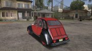 GTA V-style Zirconium 2HP Boogie-Woogie (IVF) for GTA San Andreas miniature 3