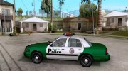 Ford Crown Victoria 2003 Police Interceptor VCPD для GTA San Andreas миниатюра 2